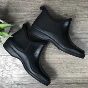 comfortview Shoes - Rain Shoe Wide Ankle Black Comfortview Winter Boot